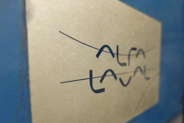 Alfa Laval Label